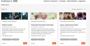 Kuvakaappaus Maaseudun tukihenkilöverkon sivulta Tukinetistä.